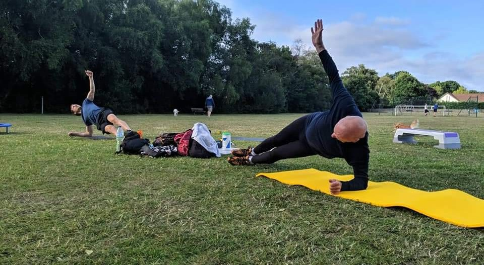 Personal Trainer and Nutritionist in Ringwood & New Forest